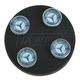 MBWHC00009-Valve Stem Cap  Mercedes Benz Q6408131