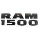 MPBEE00050-2012-17 Ram 1500 Truck Nameplate  Mopar 68247897AA