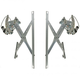 1AWRK00311-Dodge Window Regulator Pair