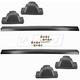 1AXRA00044-2007-11 Honda CR-V Roof Rack Cross Rail Package