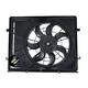 1ARFA00321-Hyundai Elantra Radiator Cooling Fan Assembly