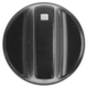 FDHCI00001-Ford Heater & A/C Control Knob  Ford OEM F3TZ-18513-A