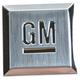 GMBEE00063-Nameplate  General Motors OEM 15223483