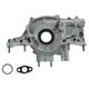 1AOPM00017-Honda Civic Civic Del Sol Engine Oil Pump