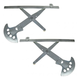 1AWRK00348-Window Regulator Front Pair