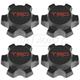TYWHK00003-Toyota FJ Cruiser Tacoma Wheel Center Cap  Toyota OEM PTR20-35081