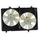 1ARFA00332-2003-04 Cadillac CTS Radiator Cooling Fan Assembly