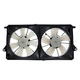 1ARFA00334-2006-11 Buick Lucerne Cadillac DTS Radiator Cooling Fan Assembly