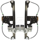 1AWRK00331-Volkswagen Golf Jetta Window Regulator