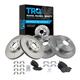 1ABFS02003-Brake Kit  Nakamoto MD905  MD969  31375  31348