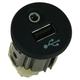 NSZMX00002-Nissan USB Auxiliary Plug