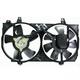 1ARFA00307-Infiniti G20 Radiator Dual Cooling Fan Assembly