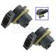 MPLTP00008-Dodge Dakota Tail Light Bulb Socket Pair