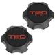 TYWHK00004-Toyota Wheel Center Cap Pair  Toyota OEM PTR20-35111-BK