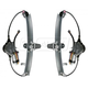 1AWRK00364-Lincoln Town Car Window Regulator Pair