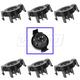 MPLTP00010-2001-03 Tail Light Bulb Socket  Mopar 68022558AA