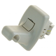 GMISV00001-2003-17 Sun Visor Support Clip  General Motors OEM 25840046