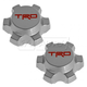 TYWHK00006-Toyota FJ Cruiser Tacoma Wheel Center Cap Pair