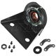 MBDSH00001-Mercedes Benz Drive Shaft Center Support with Bearing  Mercedes Benz 163-410-00-10