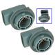 KILPP00001-Kia Rio Rio5 Sedona Turn Signal Light Socket Pair