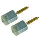 KIDRK00001-Kia Sedona Door Lock Actuator Motor Pair  Kia 81447-4D500