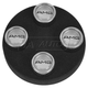 MBWHC00010-Mercedes Benz Valve Stem Cap  Mercedes Benz Q6408127