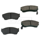 1ABPS02152-Brake Pads Front