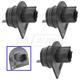 MPBMK00064-Tail Light Retainer  Mopar 6507357AA