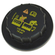 MCROB00001-Radiator Overflow Bottle Cap  Motorcraft RS527