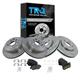 1ABFS02100-Lexus GS300 IS250 Brake Kit  Nakamoto CD908  CD1113  42431-30290  31444