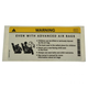 MBXDC00002-Mercedes Benz Airbag Warning Decal  Mercedes Benz 2218171220