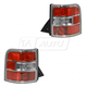 FDLTP00015-2009-11 Ford Flex Tail Light Pair