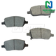 1ABPS02168-Brake Pads  Nakamoto MD1093