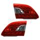 1ALTP00993-2013-15 Nissan Sentra Tail Light Pair
