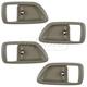 1ADHS01537-Toyota Sequoia Tundra Interior Door Handle Bezel