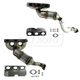 1AEEK00708-BMW 525i 530i X5 Exhaust Manifold with Catalytic Converter & Gasket Kit