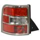 FDLTL00020-2009-11 Ford Flex Tail Light