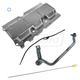 GMEEK00012-1998-02 Chevy Camaro Pontiac Firebird Engine Oil Pan Installation Kit  General Motors OEM 12557752  12558253  12551577  12551581  12558251