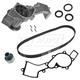 NSEEK00010-Nissan Timing Belt Kit with Water Pump  Nissan OEM B00PK0W00JNW