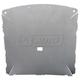 ZCIHL00674-Ford F150 Truck F250 Truck Headliner Shell