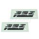 MPBMK00073-2014-15 Dodge Charger Nameplate Pair  Mopar 68216931AA