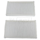 1ACAF00077-Cabin Air Filter Pair