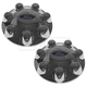 FDWHK00062-Ford Wheel Center Cap Pair