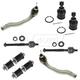 1ASFK02279-1996-00 Honda Civic Steering & Suspension Kit