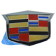 GMBEE00106-Cadillac CTS CTS-V STS Emblem