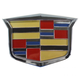 GMBEE00104-Cadillac CTS SRX STS Emblem