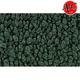 ZAICF02307-1984-91 Ford E250 Van Passenger Area Carpet 801-Black  Auto Custom Carpets 21229-160-1085000000