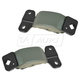 TYIMK00014-2000-02 Toyota Tundra Quarter Glass Latch Pair