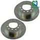 1APBR00103-Brake Rotor Pair
