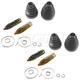 TYSHS00002-CV Joint Boot Kit Pair  Toyota OEM 04427-60140
